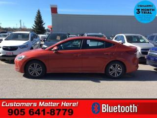 Used 2017 Hyundai Elantra GL  CAM HTD-SEATS BLUETOOTH BS for sale in St. Catharines, ON