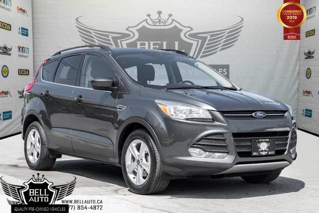 2015 Ford Escape SE, NAVI, LEATHER, POWER SEATS, BLUETOOTH