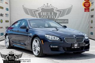Used 2015 BMW 6 Series 650i xDrive, M PKG, NAVI, BACK-UP, SUNROOF, PUSH START for sale in Toronto, ON