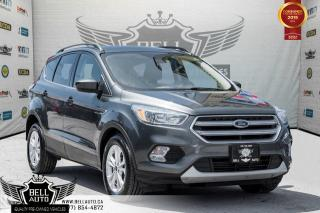 Used 2017 Ford Escape SE, BACK-UP CAM, ALOOY WHEELS, BLUETOOTH, HEATED SEATS for sale in Toronto, ON
