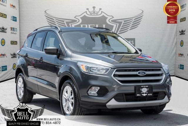 2017 Ford Escape SE, BACK-UP CAM, ALOOY WHEELS, BLUETOOTH, HEATED SEATS