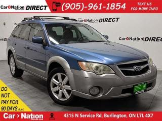 Used 2008 Subaru Outback 2.5 i| AS-TRADED| AWD| PANO ROOF| for sale in Burlington, ON