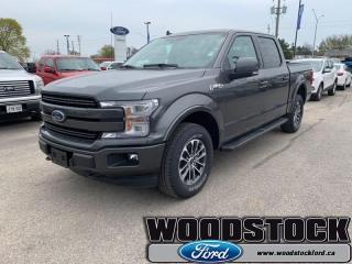 New 2019 Ford F-150 Lariat   - Navigation for sale in Woodstock, ON