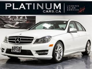 Used 2014 Mercedes-Benz C-Class C300 for sale in Toronto, ON