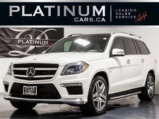 Used 2014 Mercedes-Benz GL-Class GL63 AMG, 7 PASSENGER, NAVI, PANO, 360 CAM for sale in Toronto, ON