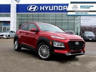 New 2019 Hyundai KONA 2.0L Luxury AWD  - Sunroof -  Leather Seats - $170.39 B/W for sale in Brantford, ON