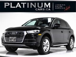 Used 2018 Audi Q5 2.0T QUATTRO, KOMFORT, Heated LTHR, Push Start for sale in Toronto, ON