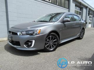 Used 2017 Mitsubishi Lancer LIMITED EDITION for sale in Richmond, BC