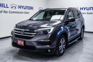 Used 2016 Honda Pilot EX-L Navi  - Sunroof -  Leather Seats for sale in Thornhill, ON