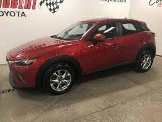 Used 2016 Mazda CX-3 Gs, T.ouvrant, Cuir for sale in St-Hubert, QC