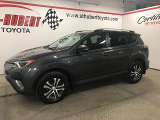 Used 2016 Toyota RAV4 Le Fwd, Caméra De for sale in St-Hubert, QC