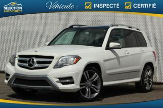 Used 2013 Mercedes-Benz GLK-Class GLK 350 AWD for sale in Ste-Rose, QC