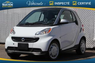 Used 2015 Smart fortwo Pure for sale in Ste-Rose, QC