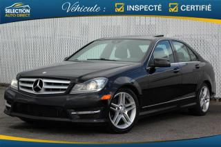 Used 2012 Mercedes-Benz C-Class C 300 Awd for sale in Ste-Rose, QC