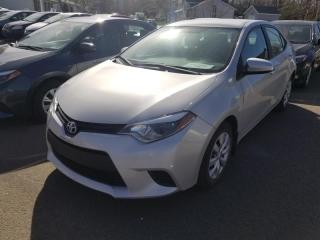 Used 2014 Toyota Corolla LE for sale in Québec, QC