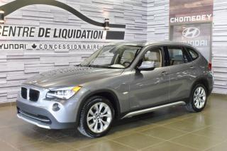 Used 2012 BMW X1 28i for sale in Laval, QC