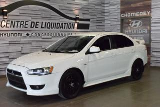 Used 2009 Mitsubishi Lancer SE for sale in Laval, QC
