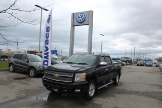 Used 2012 Chevrolet Silverado 1500 LTZ 4x4 for sale in Whitby, ON