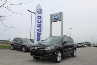 Used 2015 Volkswagen Tiguan Special Edition for sale in Whitby, ON