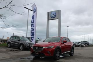Used 2018 Mazda CX-3 GT for sale in Whitby, ON