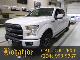 Used 2015 Ford F-150 Lariat for sale in Headingley, MB