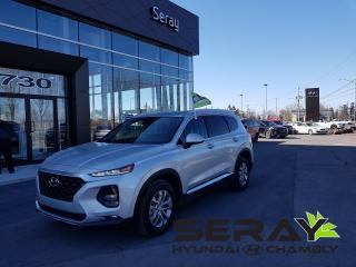 Used 2019 Hyundai Santa Fe Essential AWD for sale in Chambly, QC