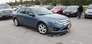 Used 2012 Ford Fusion 126k safetied we finance SE for sale in Madoc, ON
