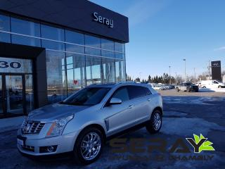 Used 2014 Cadillac SRX Premium for sale in Chambly, QC