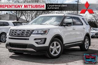 Used 2017 Ford Explorer Xlt Cuir Gps 7 for sale in Repentigny, QC