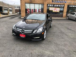 Used 2012 Mercedes-Benz E-Class E 550/AMG/SPORT/FULLY LOADED for sale in North York, ON