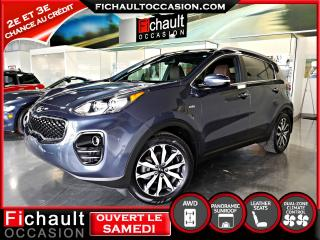 Used 2017 Kia Sportage EX Premium for sale in Châteauguay, QC