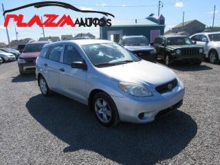 Used 2006 Toyota Matrix BASE for sale in Beauport, QC