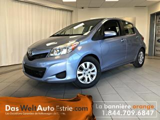 Used 2012 Toyota Yaris Le, Gr. Electrique for sale in Sherbrooke, QC