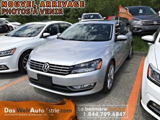 Used 2015 Volkswagen Passat 2.0 TDI Highline for sale in Sherbrooke, QC