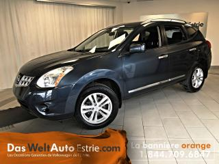 Used 2013 Nissan Rogue Sv, Gr. électrique for sale in Sherbrooke, QC