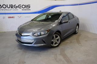 Used 2018 Chevrolet Volt LT for sale in Rawdon, QC