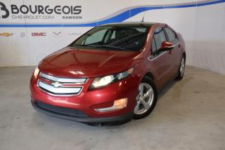 Used 2012 Chevrolet Volt *** CUIR, 1 seul propriétaire, TRES PROPRE ! *** for sale in Rawdon, QC