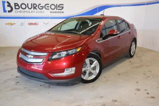 Used 2015 Chevrolet Volt for sale in Rawdon, QC