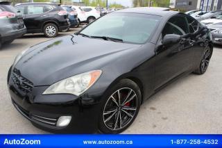 Used 2012 Hyundai Genesis PREMIUM **CUIR** FINANCEMENT FACILE !! for sale in Laval, QC