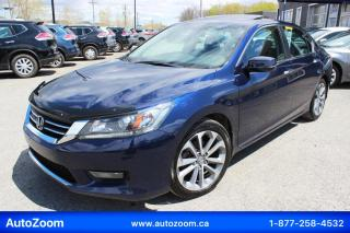 Used 2015 Honda Accord Sport **SUNROOF** FINANCEMENT FACILE !! for sale in Laval, QC