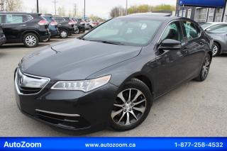 Used 2015 Acura TLX **SUNROOF** FINANCEMENT FACILE !! for sale in Laval, QC