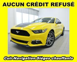 Used 2015 Ford Mustang Premium Fastback for sale in St-Jérôme, QC
