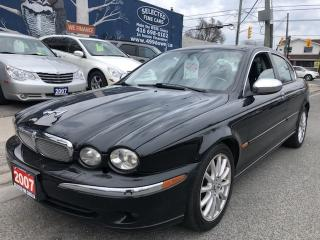 Used 2007 Jaguar X-Type for sale in Toronto, ON