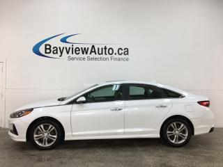 Used 2019 Hyundai Sonata Preferred - 8000KMS! HTD LEATHER! SUNROOF! ANDROID AUTO! APPLE CARPLAY! + MORE! for sale in Belleville, ON