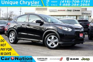 Used 2016 Honda HR-V LX| AWD| HEATED SEATS| BLUETOOTH| REAR CAM & MORE for sale in Burlington, ON