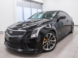 Used 2016 Cadillac ATS Cuir for sale in St-Jérôme, QC