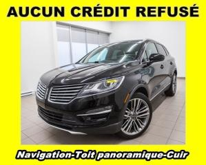 Used 2016 Lincoln MKC Reserve Awd 2.3l for sale in St-Jérôme, QC