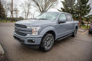 New 2019 Ford F-150 Lariat 502a Lux package - trailer tow - heated steering - B&O audio system for sale in Okotoks, AB