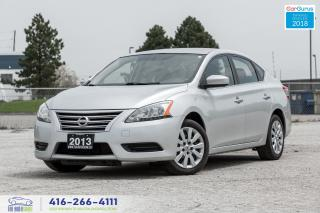 Used 2013 Nissan Sentra SV Auto NoAccidents Nissan Serviced Certified Mint for sale in Bolton, ON