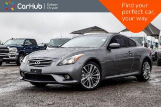 Used 2011 Infiniti G37 Coupe Premium|AWD|Sunroof|Bluetooth|Backup Cam|Keyless Entry|Heated Front Seats|18